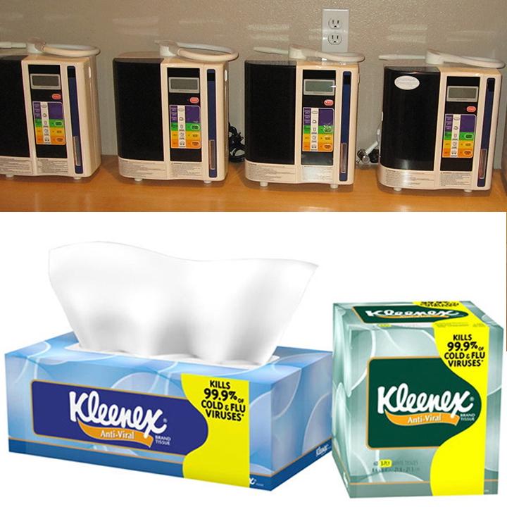 Kangen or Kleenex