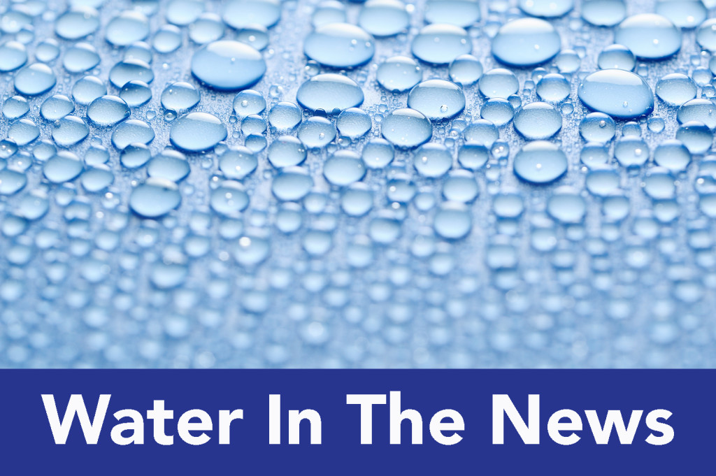 Water-In-The-News