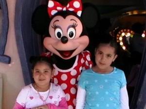 Marios girls - Alexandra and Paulina