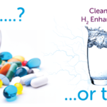 Different Ways to Benefit from Molecular Hydrogen (H2) Enriched Water
